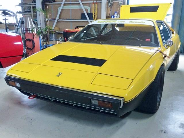 Euro Garage Monza Carstock Dino308gt4 Sale